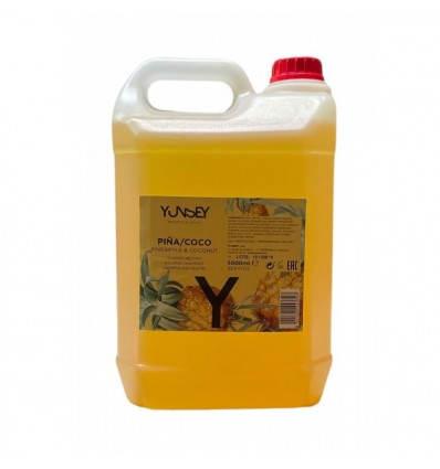 YUNSEY CHAMPU NEUTRO PIÑA&COCO 5000 ML.