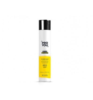 REVLON PRO YOU THE SETTER HAIRSPRAY EXTREME 750 ml