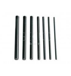 Set de 7 tubos para papeles forma