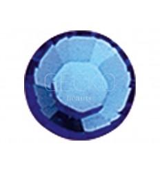 20 strass para uñas Azul SS5