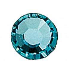 20 strass para uñas aquamarine SS5