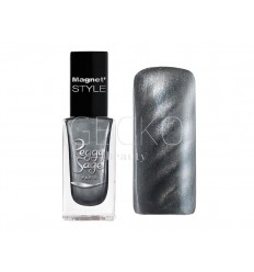 Esmalte para uñas magnet Magical silver  - 11ml