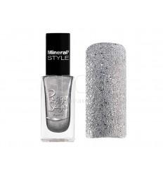 Esmalte para uñas mineralstyle silver touch - 11m