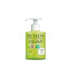 REVLON EQUAVE KIDS CHAMPU 2 EN 1 300 ML NEW
